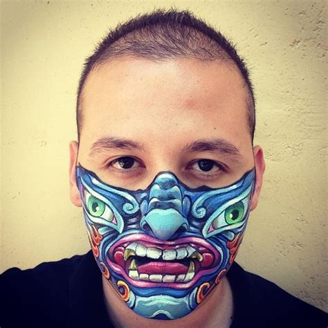 tattoo animal mask search results for aztec mask template calendar 2015