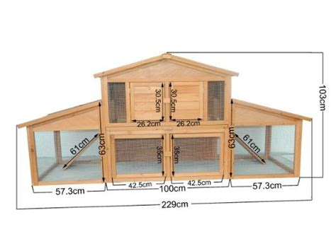 outdoor rabbit house plans how to build a large outdoor rabbit hutch woodworking projects plans