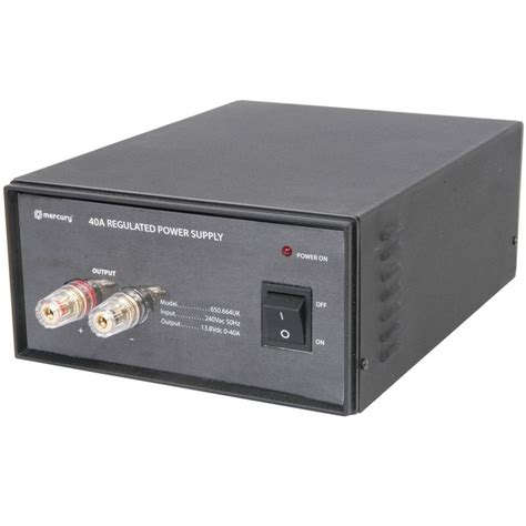 bench power supply review switch mode 40a 13 8v bench top power supply connevans