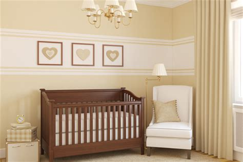 Craft Projects To Dress Up A Baby S Room Unisex Nursery Decorating Ideas