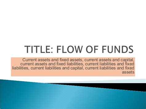 Flow Statement Ppt For Mba mybskool live class ppt fund flow statement