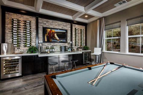 Design Your Own Basement Floor Plans Villa Lago At The Promontory Ca Flex Space Pinterest