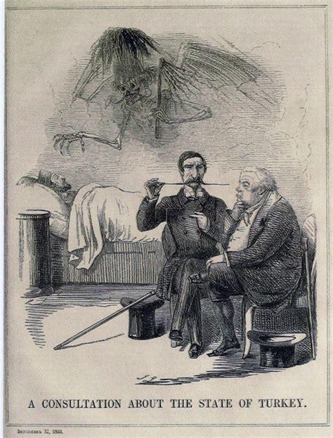 sick man of europe ottoman empire 1853 1872
