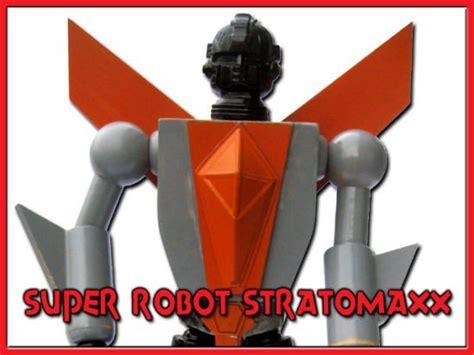 Kaos Mazinger Robot tmp kaiju kaos robot stratomaxx kickstarter announced