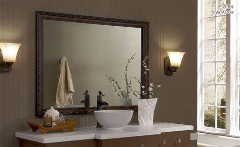 bathroom mirrors houston bathroom mirror frame houston reversadermcream com