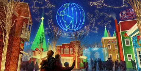 silver dollar city lights dates in branson