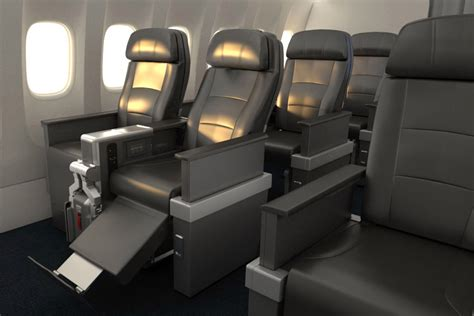 pictures of premium economy seats on airways american airlines announces launch routes for its