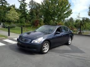 2009 Infiniti G37x Coupe 2009 Infiniti G37x Sedan Awd Fully Loaded G37 X Outside