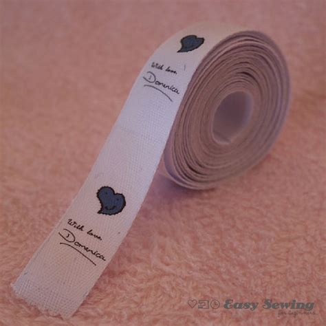 Fabric Labels For Handmade Items - friday spotlight freedom create your own fabric
