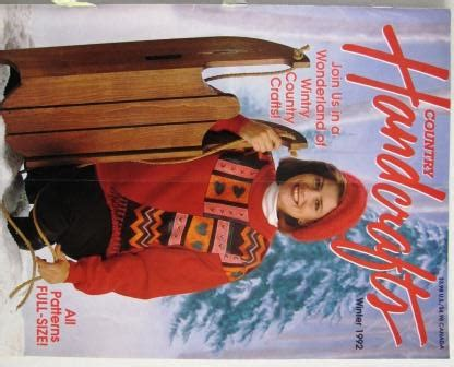 country handcrafts winter february march 1992 sk1012 4