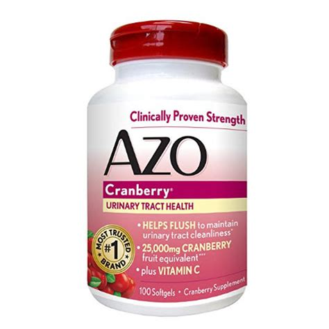 Azo Detox Pills by Azo Cranberry Test Pill Reviews