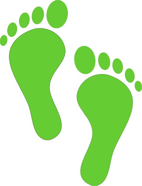 Human feet clipart cliparthut free clipart free baby graphics cliparts