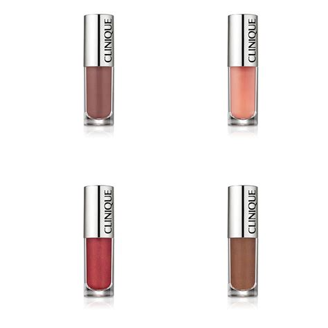 Clinique Lip Gloss clinique pop splash lip gloss lucidalabbra idratanti