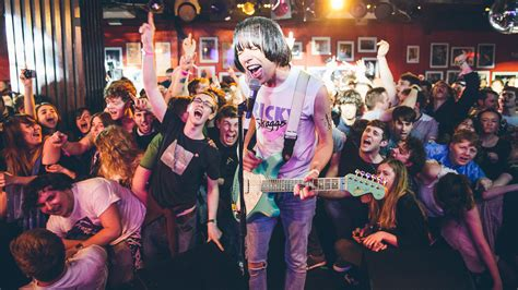The Cribs by Live Review The Cribs Redbrick Of Birmingham