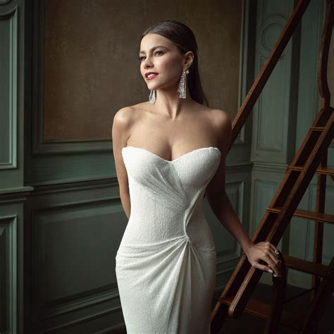 Vanity Fair Oscar Photo Shoot Sofia Vergara 2016 Vanity Fair Oscar Portrait