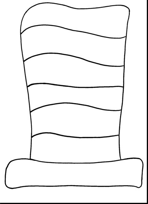 doctor hat coloring page dr seuss hat coloring page elegant extraordinary dr seuss
