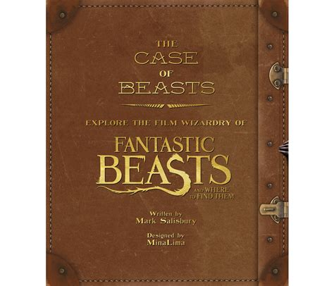 Where To Find Covers Pottermore Releases Fantastic Beasts Screenplay