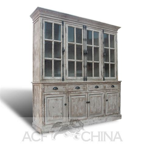 white washed pine cabinets reclaimed pine hutch in whitewashed finish