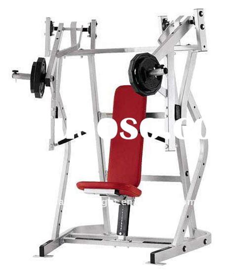 lateral bench horizontal barbell push up bench press fitness equipment