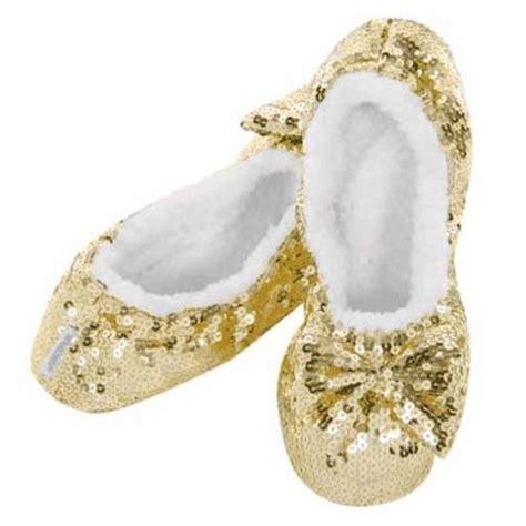 snoozies sequin slippers snoozies ballerina bling sequin sherpa fleece