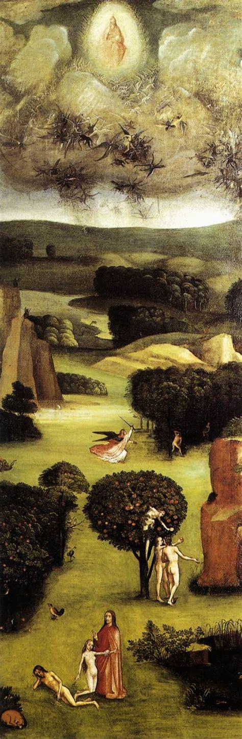bosch le marinni рай 14 18 век