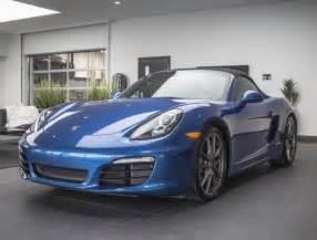 Porsche Lauzon Porsche Lauzon S Featured Vehicle Pre Owned 2016 Porsche