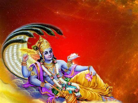 lord vishnu beautiful wallpapers collection divine