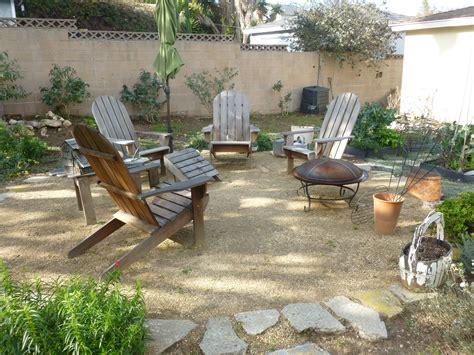 decomposed granite patio botanica landscape inc