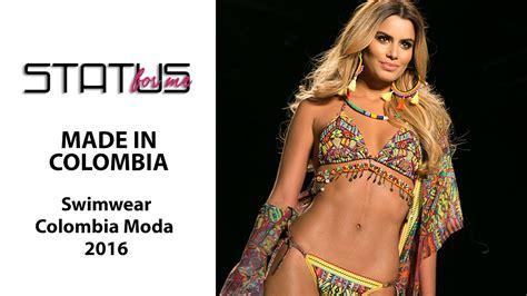 moda en colombia 2016 made in colombia swimwear vestidos de ba 241 o colombia