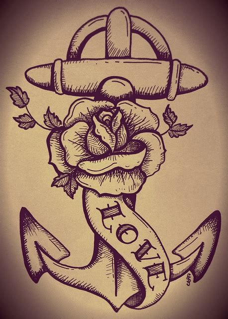 classic anchor tattoo designs 11 traditional designs and ideas