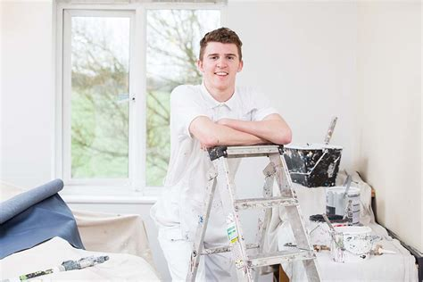 apprentice painting and decorating news