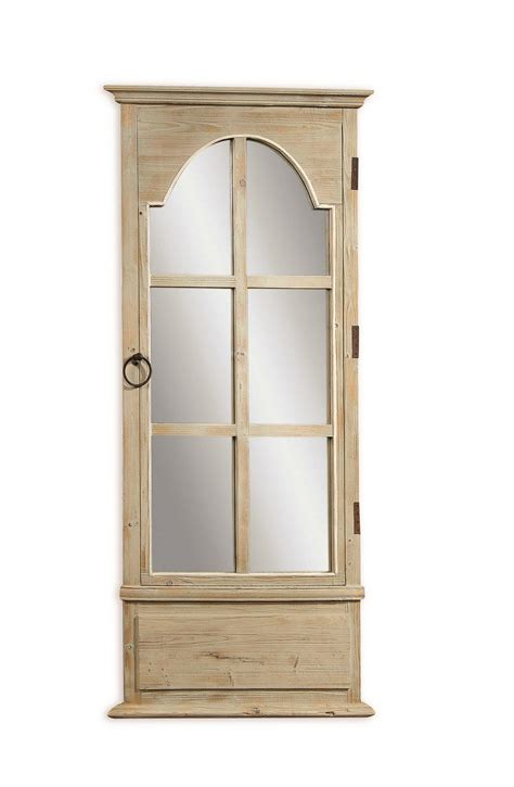 bassett mirror mirrors french door leaner mirror