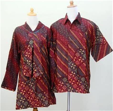 desain baju batik sepasang model baju batik desain baju batik modern indonesia