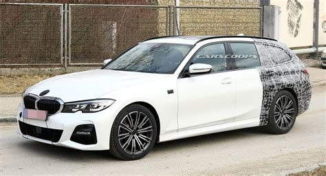 New Bmw 3 Series Touring 2020 by 2020 Bmw 3 Series Touring Reveal New Y Rear