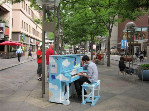 haircuts 16th street denver 16th street mall pianos in denver part of the quot your keys