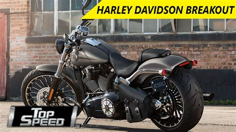 harley davidson breakout review top speed wheelspin
