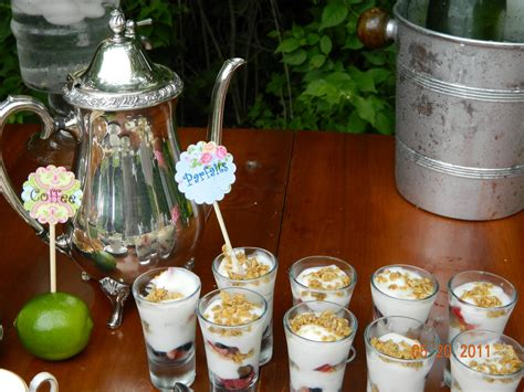 Ideas For Brunch Baby Shower by Oh Pickles Baby Shower Brunch Food