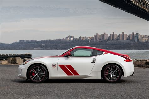 Nissan Z Car 2020 by 2020 Nissan 370z 50th Anniversary Edition Pays Tribute To
