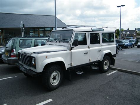 defender land rover 1997 1997 land rover defender 110 pictures information and