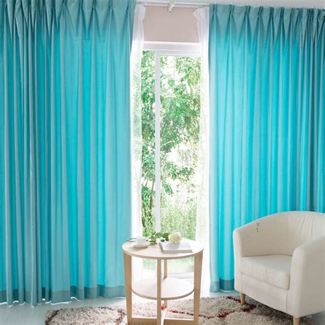 Aqua Blue Curtains Aqua Blue Curtains Interior Design