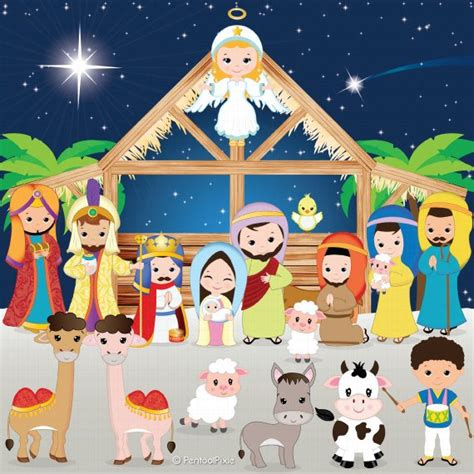 christmas baby jesus party for kids nativity clipart nativity clip clipart jesus