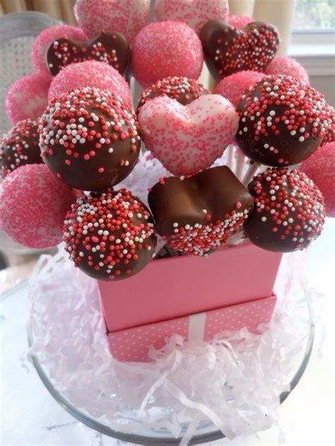 cake pops valentines day valentines day cake pops