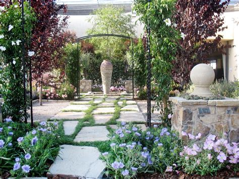 country backyard landscaping ideas and hardscape design hgtv
