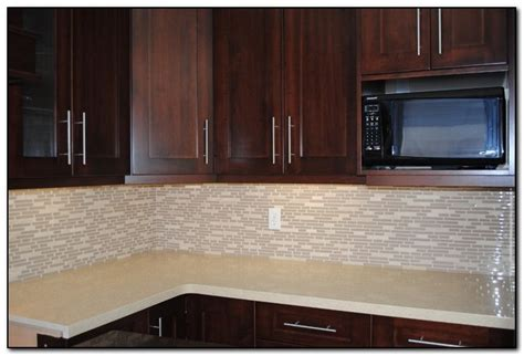 Countertops And Backsplashes by Kitchen Countertops And Backsplash Creating The Match Home And Cabinet Reviews