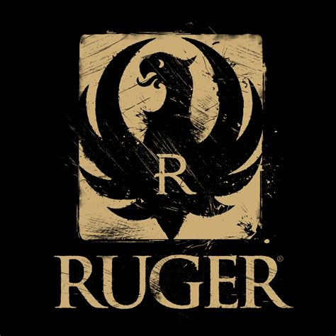 Best Ruger Logo Smooth S T Shirt New ruger logo flag t shirt