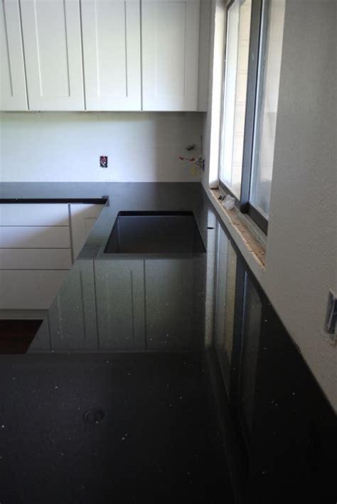 Backsplash ideas for my White Kitchen, Galaxy Quartz counter top, Java stained floor