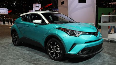 Exterior Color Trends 2017 by 2018 Toyota C Hr Will Look Better With A Contrasting Color