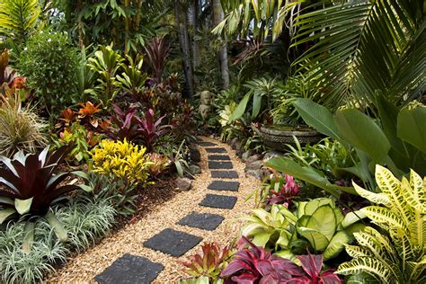 tropical backyard design ideas tropical garden designs tropical garden landscaping ideas