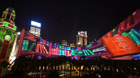 3d light show hong kong pulse 3d light show barco