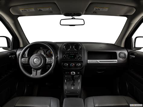 Jeep Compass Interior Dimensions Image 39
